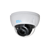 Купольная IP-камера видеонаблюдения RVi-IPC32VL (2.7-12)