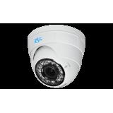 Купольная IP-камера видеонаблюдения RVi-IPC34VB (3.0-12)