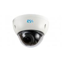 Купольная IP-камера видеонаблюдения RVi-IPC33 (2.7-12)