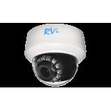 Купольная IP-камера видеонаблюдения RVi-IPC34 (3.0-12)