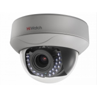 Купольная TVI-камера видеонаблюдения HiWatch DS-T207P