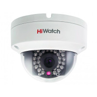 Купольная IP-камера видеонаблюдения HiWatch-DS-I122