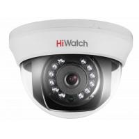 Купольная TVI-камера видеонаблюдения HiWatch-DS-T101