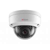 Купольная IP-камера видеонаблюдения HiWatch DS-I458