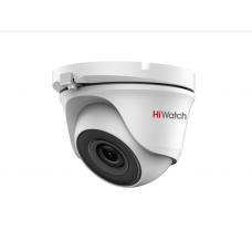 Купольная HD-TVI видеокамера с EXIR-подсветкой до 20 м: DS-T123