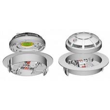 Извещатель пожарный дымовой оптико-электронный точечный: ИП 212-45 для подвесного потолка