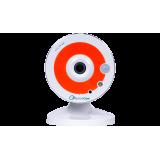 Купольная IP-камера видеонаблюдения SpaceCam F1 Orange
