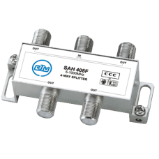 Разветвитель (сплиттер) абонентский RTM-SAH408F