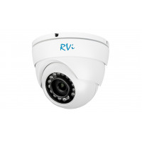 Купольная камера видеонаблюдения CVI RVi-HDC321VB-C (3.6)