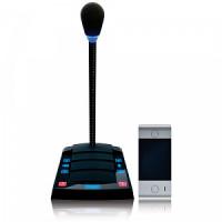 """Устройство переговорное клиент-кассир с функцией громкого оповещения, вызова кассира и режимом """"симплекс"""" - S-520"""