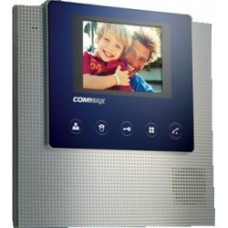 Цветной видеодомофон  COMMAX CDV-35U синий