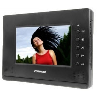 Цветной видеодомофон COMMAX CDV-70A BLACK
