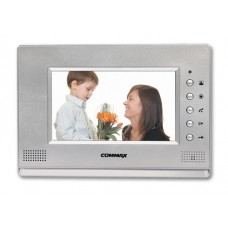 Цветной видеодомофон COMMAX CDV-71AM SILVER