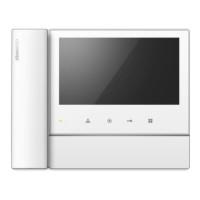 Видеодомофон координатный COMMAX CDV-70N2/VIZIT WHITE
