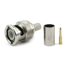 Разъем штекер BNC RG-58 обжим (01-001B)