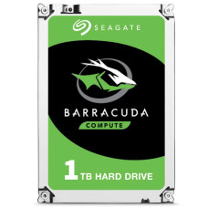 "Жесткий диск 3.5"", SEAGATE Barracuda ST1000DM010, 1Тб, HDD, SATA III"
