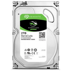 "Жесткий диск 3.5"", SEAGATE Barracuda ST2000DM006, 2Тб, HDD, SATA III"