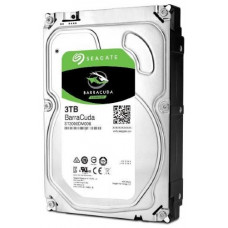 "Жесткий диск 3.5"", SEAGATE Barracuda ST3000DM008, 3Тб, HDD, SATA III"