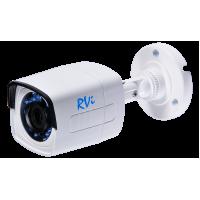 Уличная TVI камера видеонаблюдения RVi-HDC411-AT
