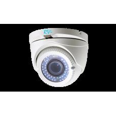 Купольная TVI камера видеонаблюдения TVI RVi-HDC321VB-T (2.8-12)