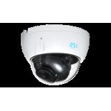 Купольная IP-камера видеонаблюдения RVi-IPC34VS (2.8)