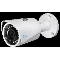 Уличная IP-камера видеонаблюдения RVI-IPC41S V.2 (2.8)
