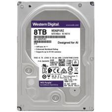 "Жесткий диск 3.5"" SATA 6TB WD Purple WD82PURZ"