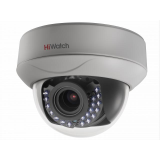 Купольная TVI-камера видеонаблюдения HiWatch-DS-T207