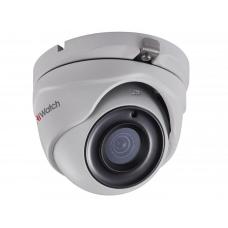 Купольная TVI-камера видеонаблюдения HiWatch-DS-T303