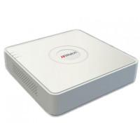 IP-видеорегистратор  HiWatch DS-N208P(B)