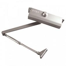 Доводчик дверной: E-602 (серебро)