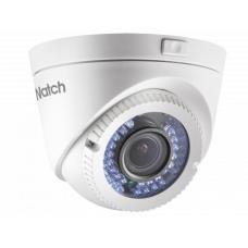 Купольная HD-TVI видеокамера с ИК-подсветкой до 40м DS-T109