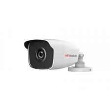 Цилиндрическая HD-TVI видеокамера с EXIR-подсветкой до 40 м - DS-T120
