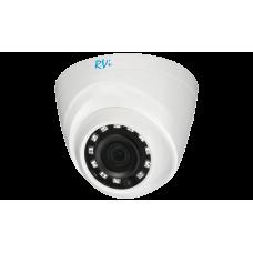 Купольная камера RVI-1ACE100 (2.8) WHITE