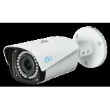 Камера видеонаблюдения RVI-1ACT102 (2.7-13.5) WHITE