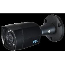 Камера видеонаблюдения RVI-1ACT102 (2.8) BLACK