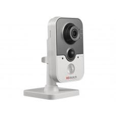 Купольная TVI-камера видеонаблюдения HiWatch DS-T204