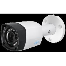 Камера видеонаблюдения RVI-1ACT102 (2.8) WHITE