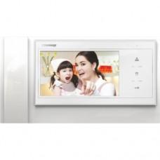 Цветной видеодомофон COMMAX CDV-70K белый