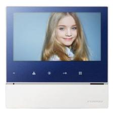 Видеодомофон координатный COMMAX CDV-70H2/VIZIT BLUE