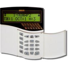 С2000-М: Пульт контроля и управления